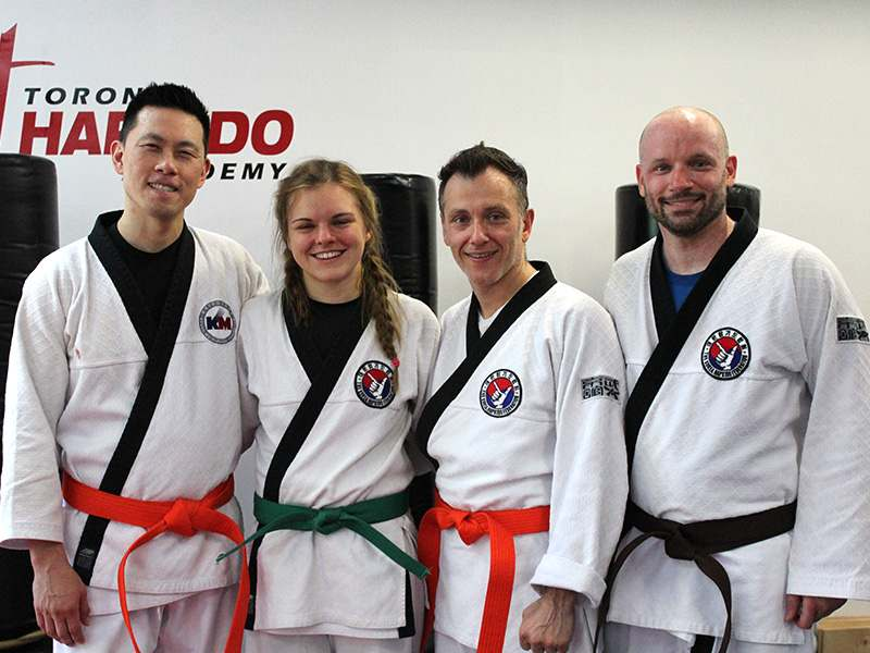 hapkido classes in toronto