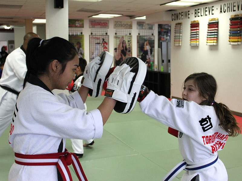 kids martial arts classes in toronto